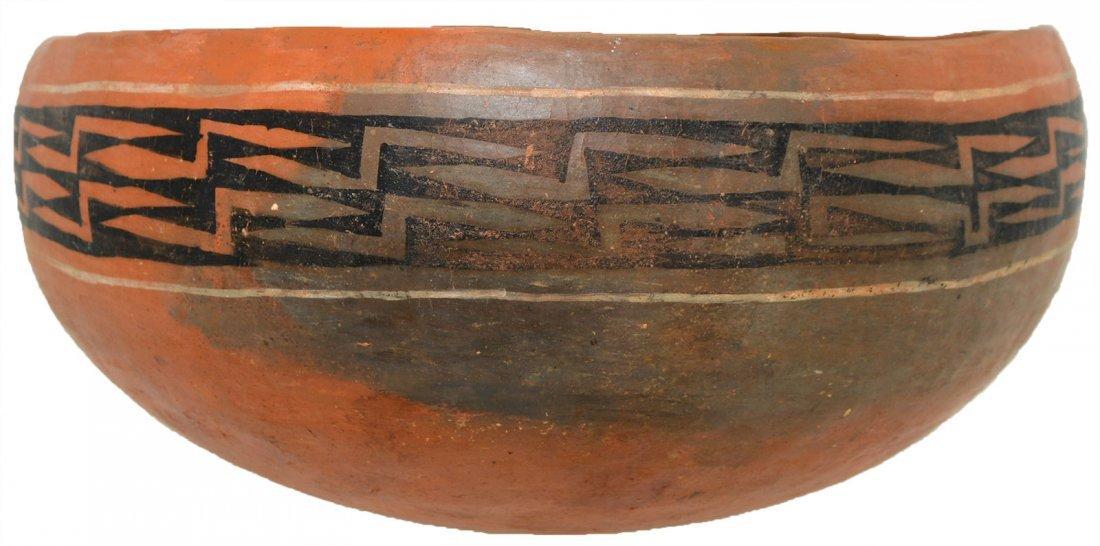 "10"" Anasazi Wingate Bowl.  NM.  Pictured in Ornamental - 4"