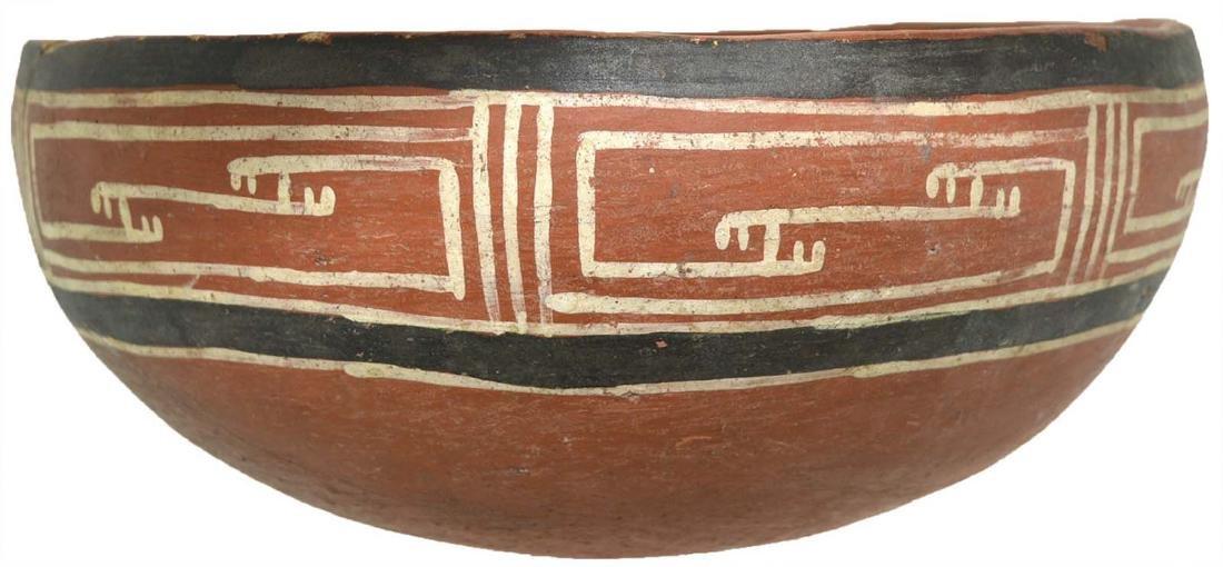 "8 3/4"" Anasazi Four Mile Bowl.  Pictured in Ornamental - 2"