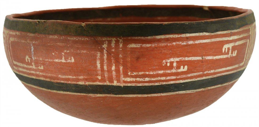 "8 3/4"" Anasazi Four Mile Bowl.  Pictured in Ornamental - 4"
