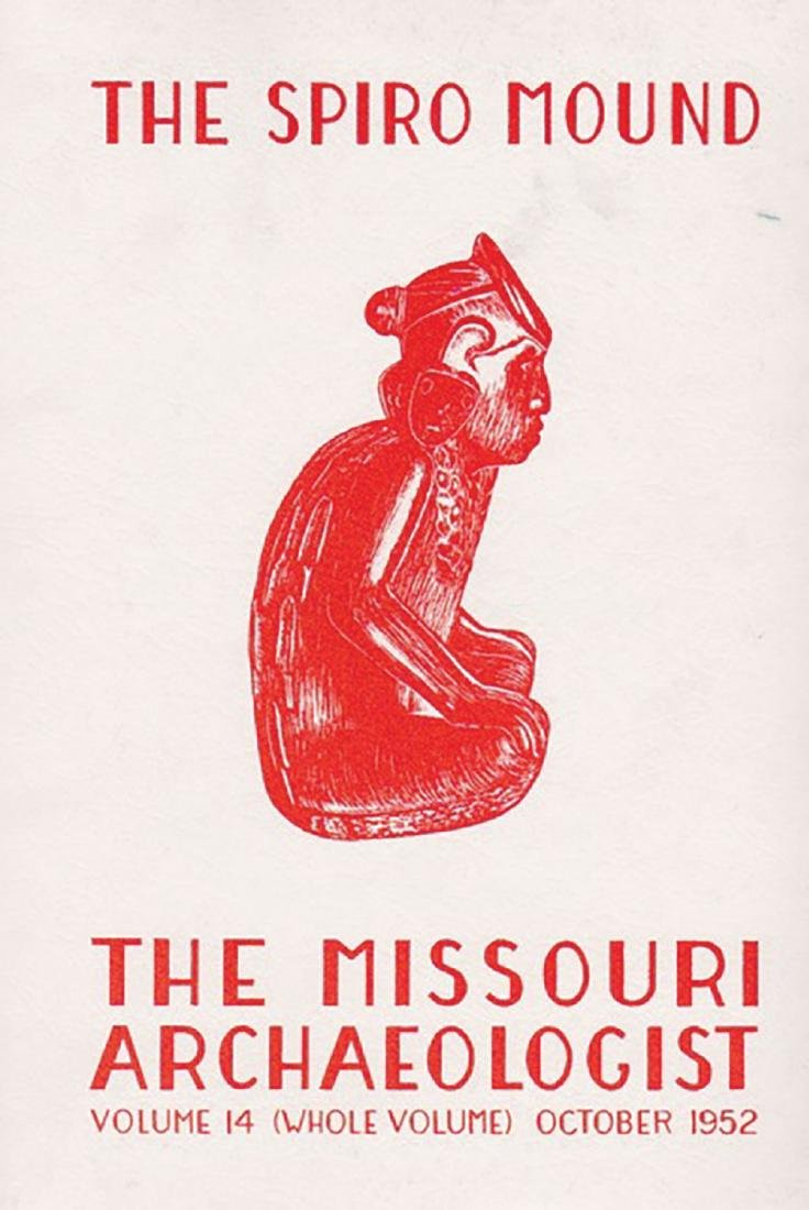 Book:  The Spiro Mound.  Published by the Missouri