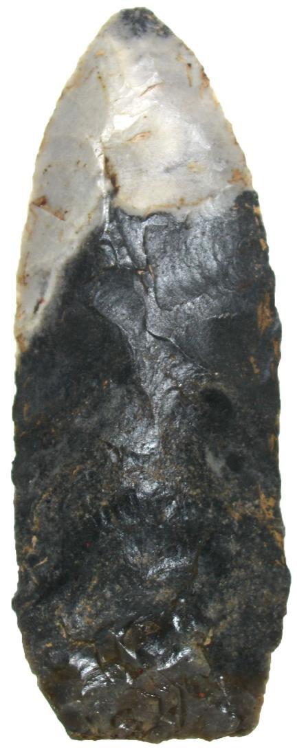 "3 5/16"" Marianna.   Rare Paleo type.  Earl Townsend"
