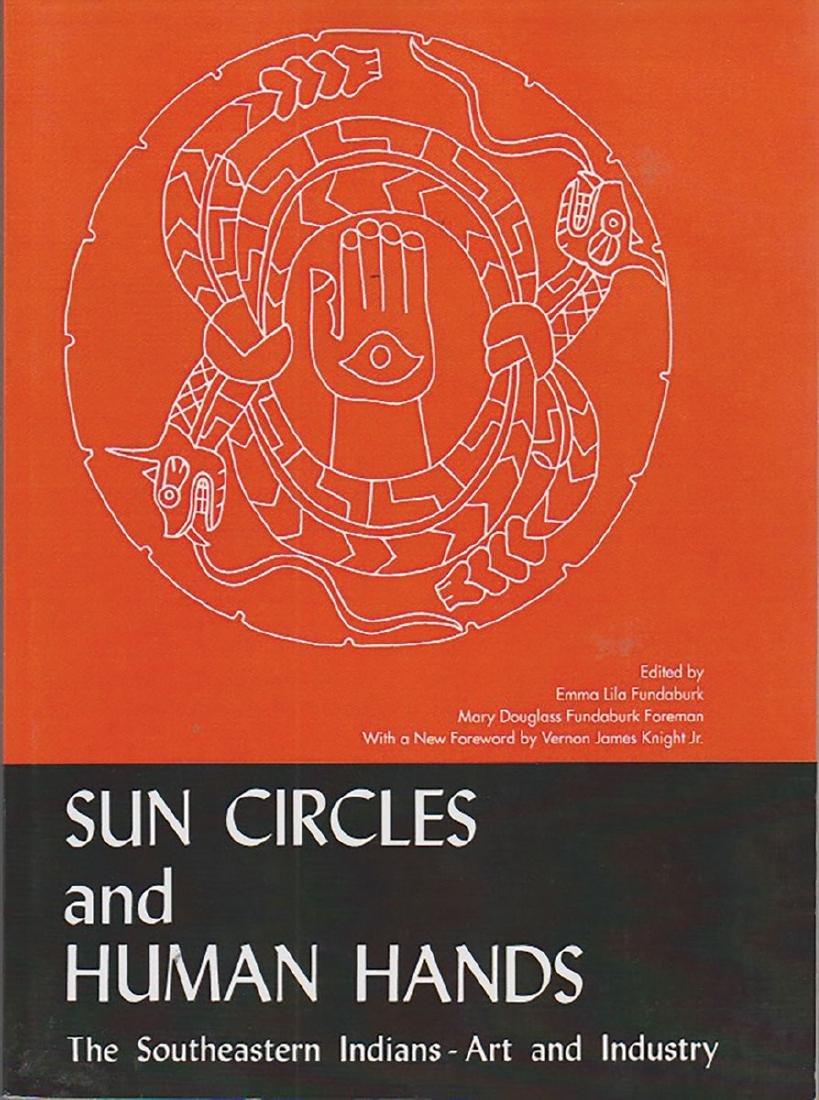 Book: Sun Circles and Human Hands.  Reprint.