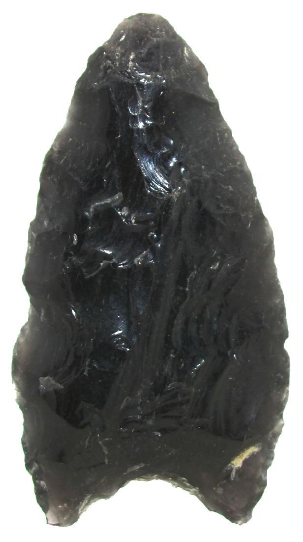 "1 7/8"" Blackrock Concave Clovis.  CA.  Davis COA"