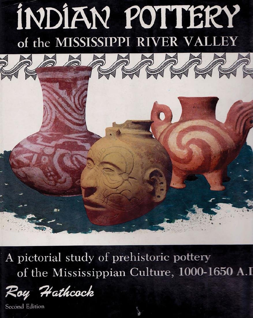 2 Pottery Books:  Ancient Indian Pottery  & Art of the
