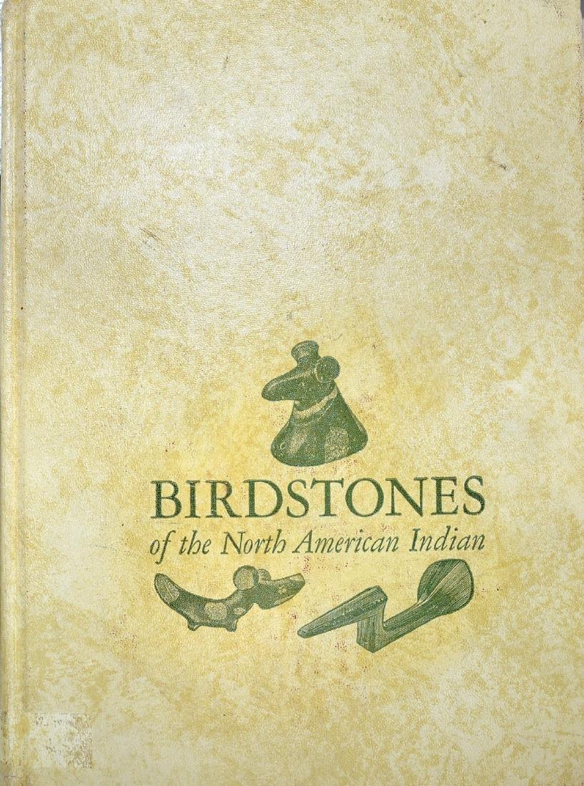 Book:  Birdstones of the North American Indian