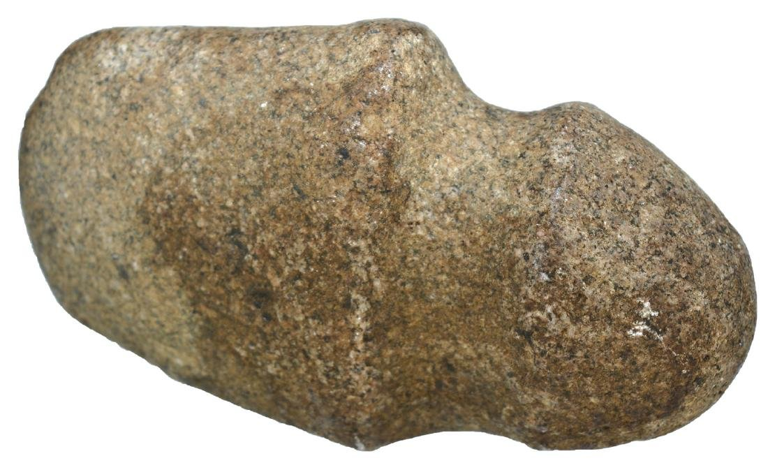 """5 1/8"""" 3/4 Groove Axe.  IL/MO.  Tapered Pole.  Good - 2"""