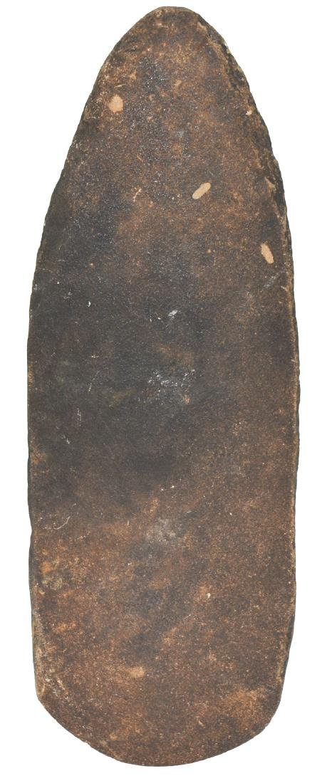 """Rare 10 1/4"""" TN Spade made of Slate.  Only 5/16"""" thick."""