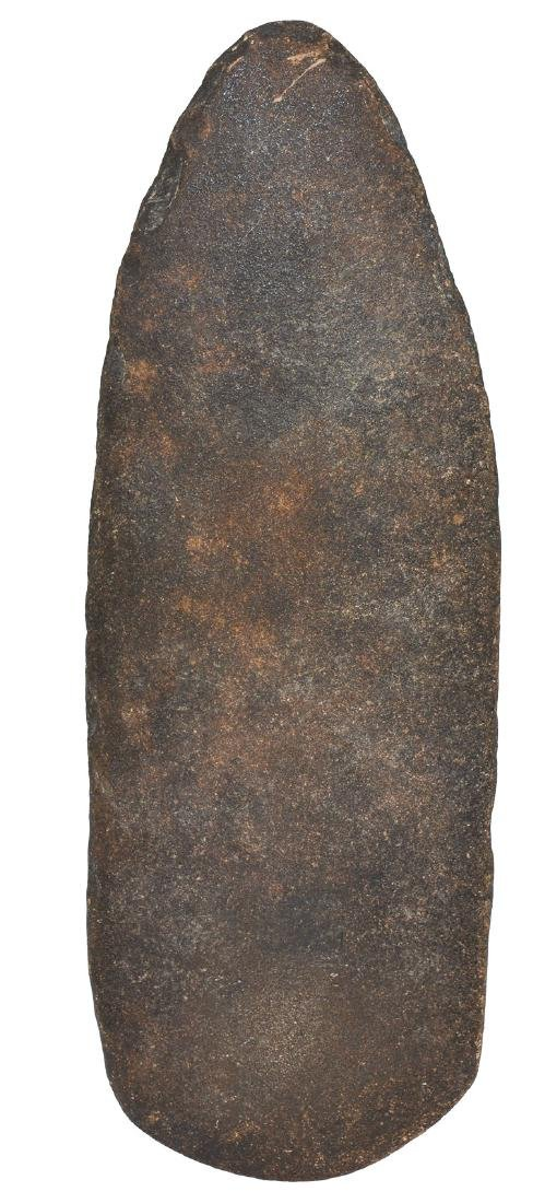 """Rare 10 1/4"""" TN Spade made of Slate.  Only 5/16"""" thick. - 2"""