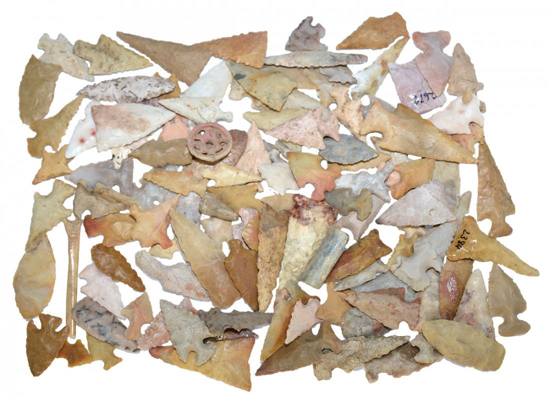 Large Group (116 pieces) of Birdpoints from various