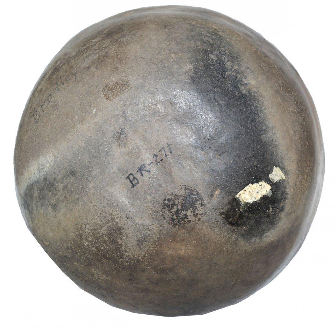 """6 7/8"""" Medallion Jar.  Bradley Site.  Crittenden Co, - 4"""