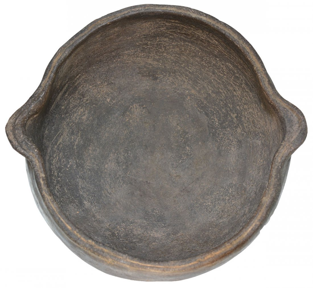 "8 1/4"" D.  Ogee Bowl.  Bradley Site (AR).  Fine example"