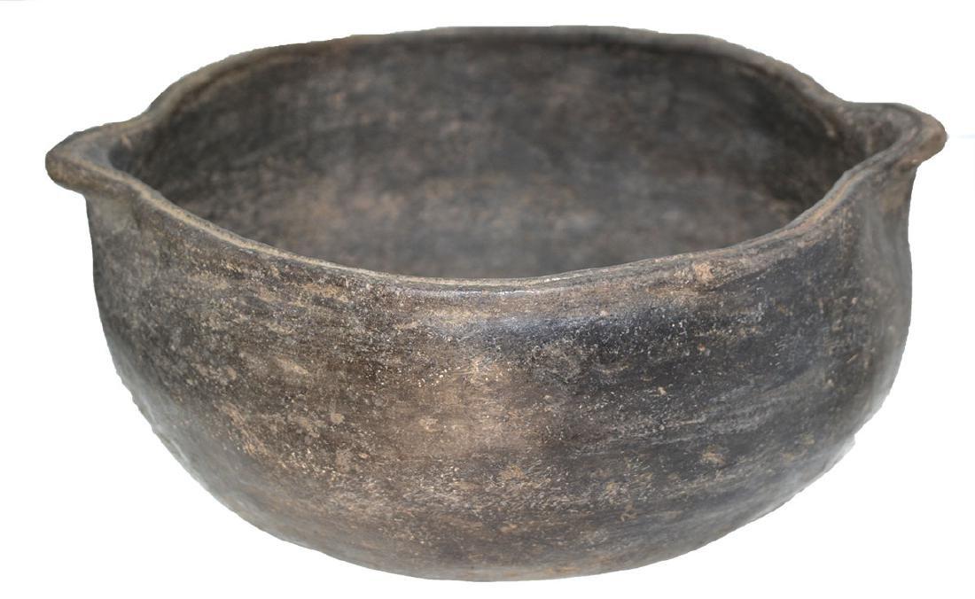 "8 1/4"" D.  Ogee Bowl.  Bradley Site (AR).  Fine example - 2"