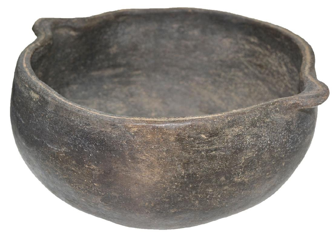 "8 1/4"" D.  Ogee Bowl.  Bradley Site (AR).  Fine example - 3"