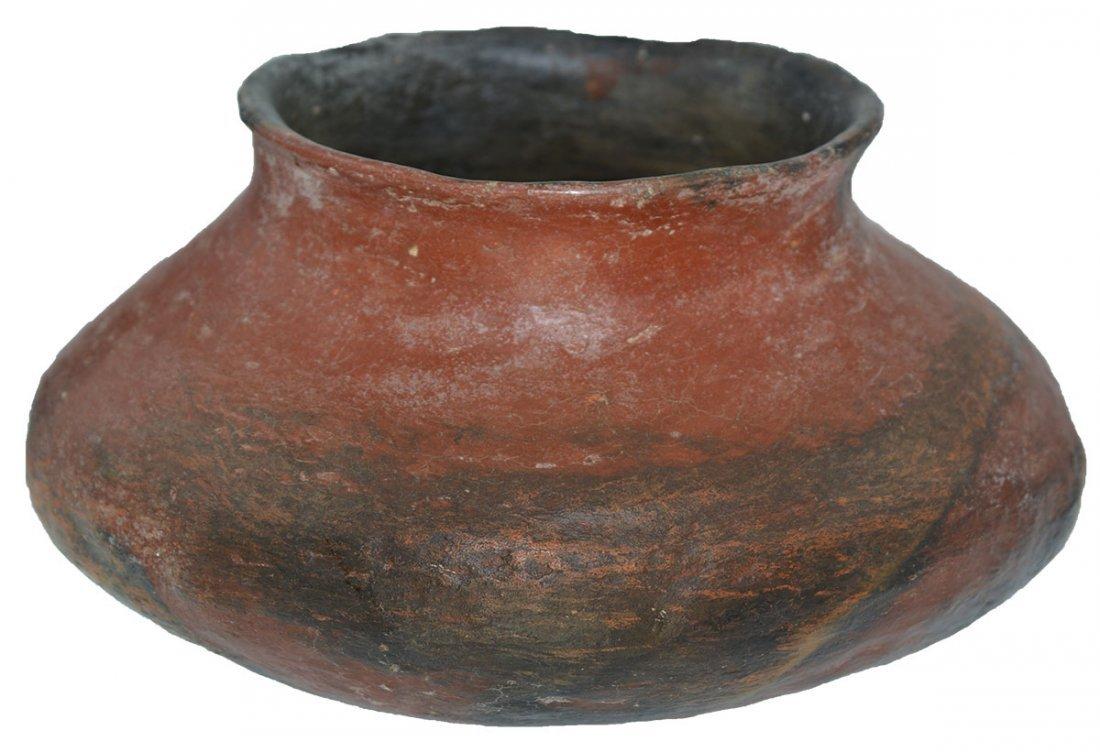 """8 1/4"""" Salado Jar.  Southwestern US.  1000-1300 AD."""