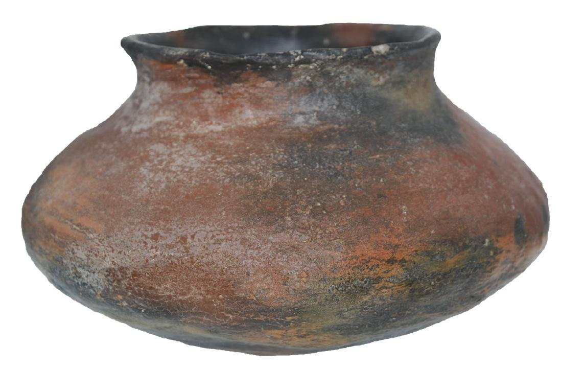 """8 1/4"""" Salado Jar.  Southwestern US.  1000-1300 AD. - 2"""