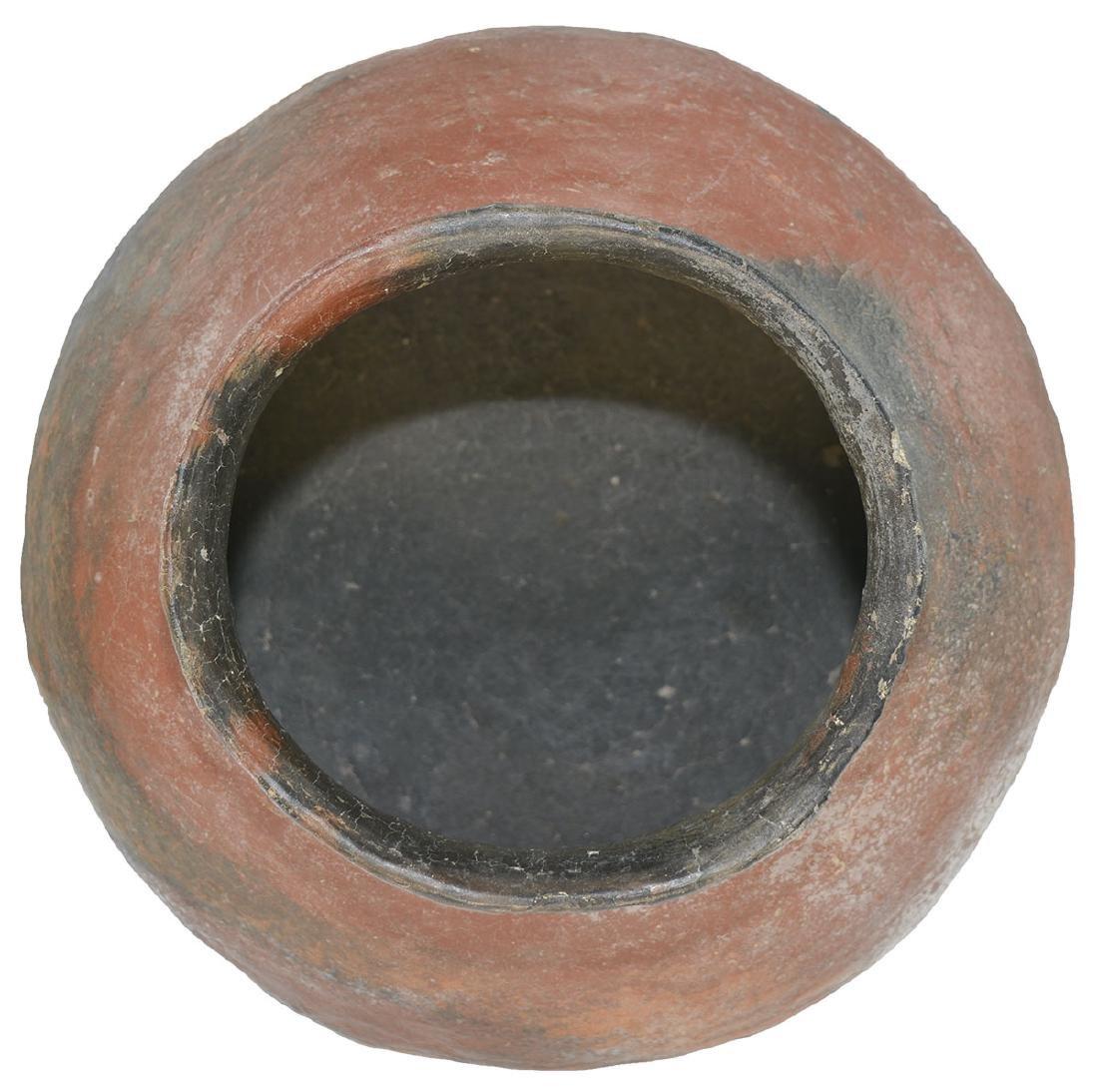 """8 1/4"""" Salado Jar.  Southwestern US.  1000-1300 AD. - 3"""