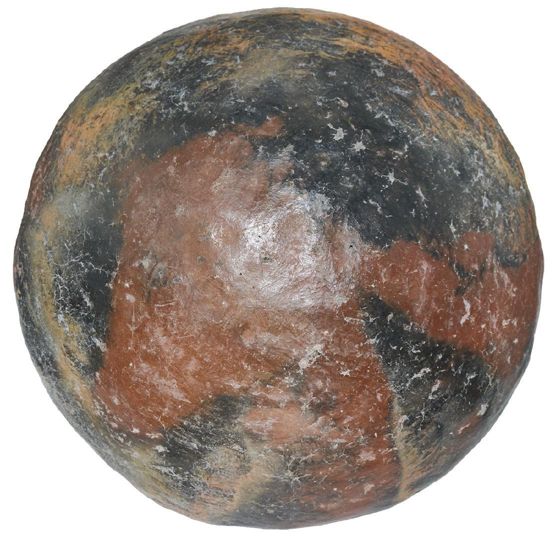"""8 1/4"""" Salado Jar.  Southwestern US.  1000-1300 AD. - 4"""