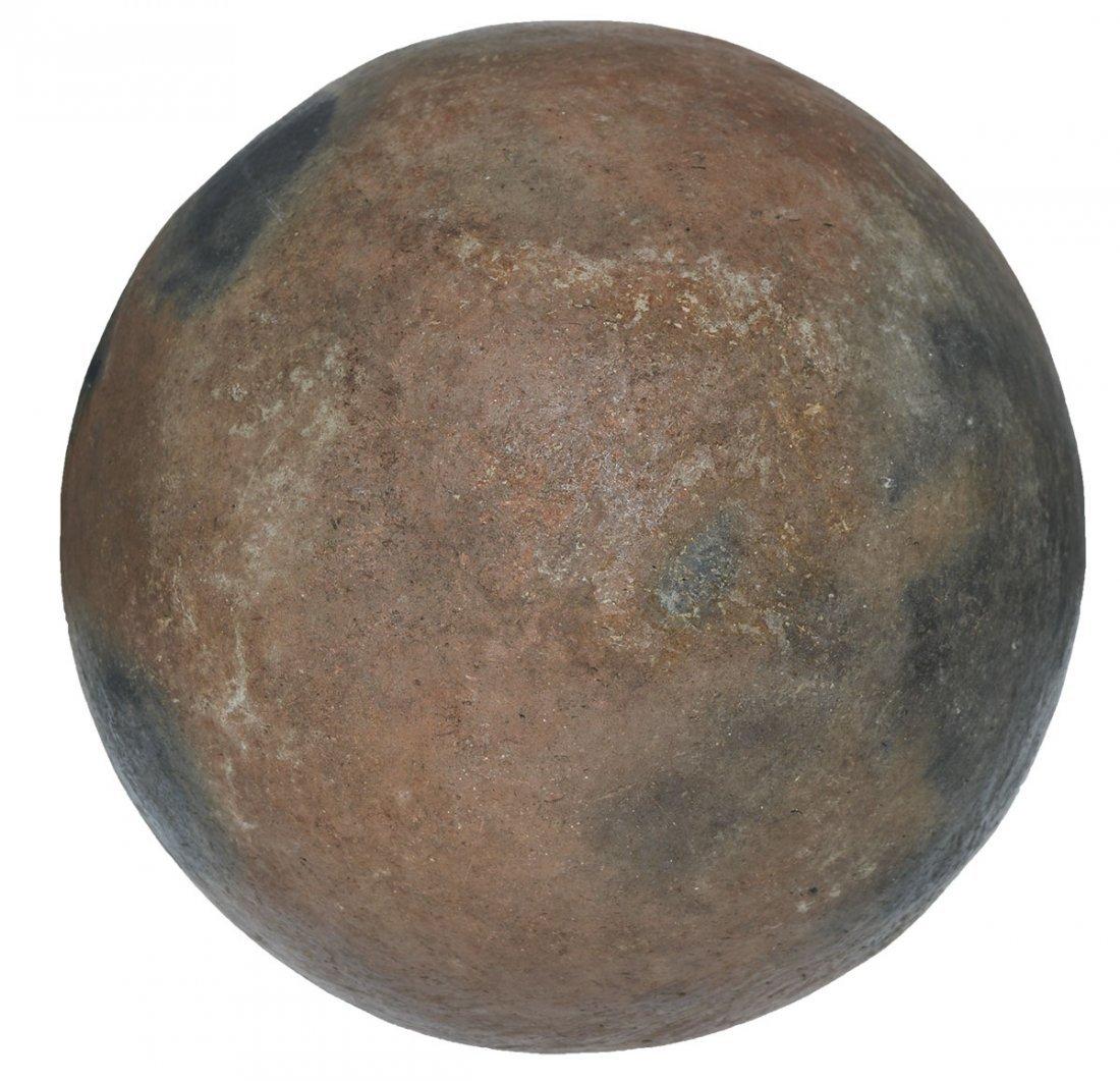 "11"" H. Salado Olla.  Southwestern US.  1000-1300 AD. - 4"