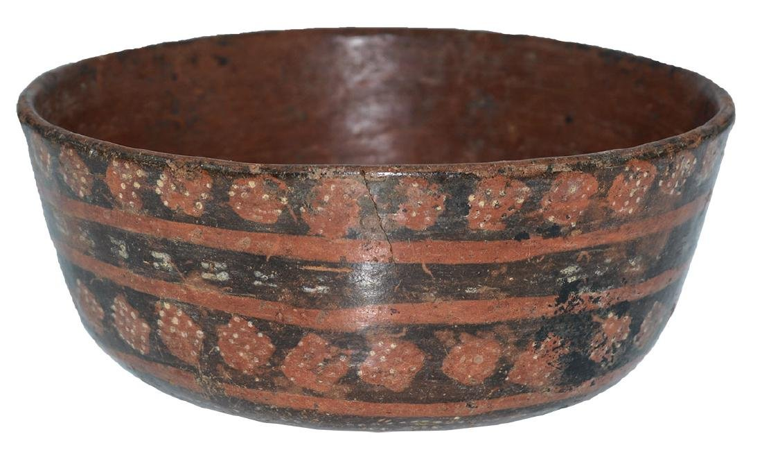 "6 3/4"" Tiwanaku Bowl.  Bolivia.  Pre-Columbian.   Very - 2"