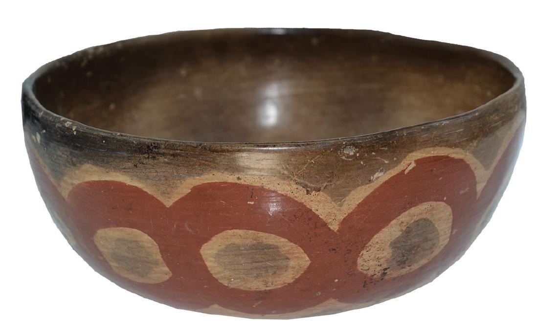 "5 13/16"" Nayarit Bowl.  Western MX.  Pre-Columbian."