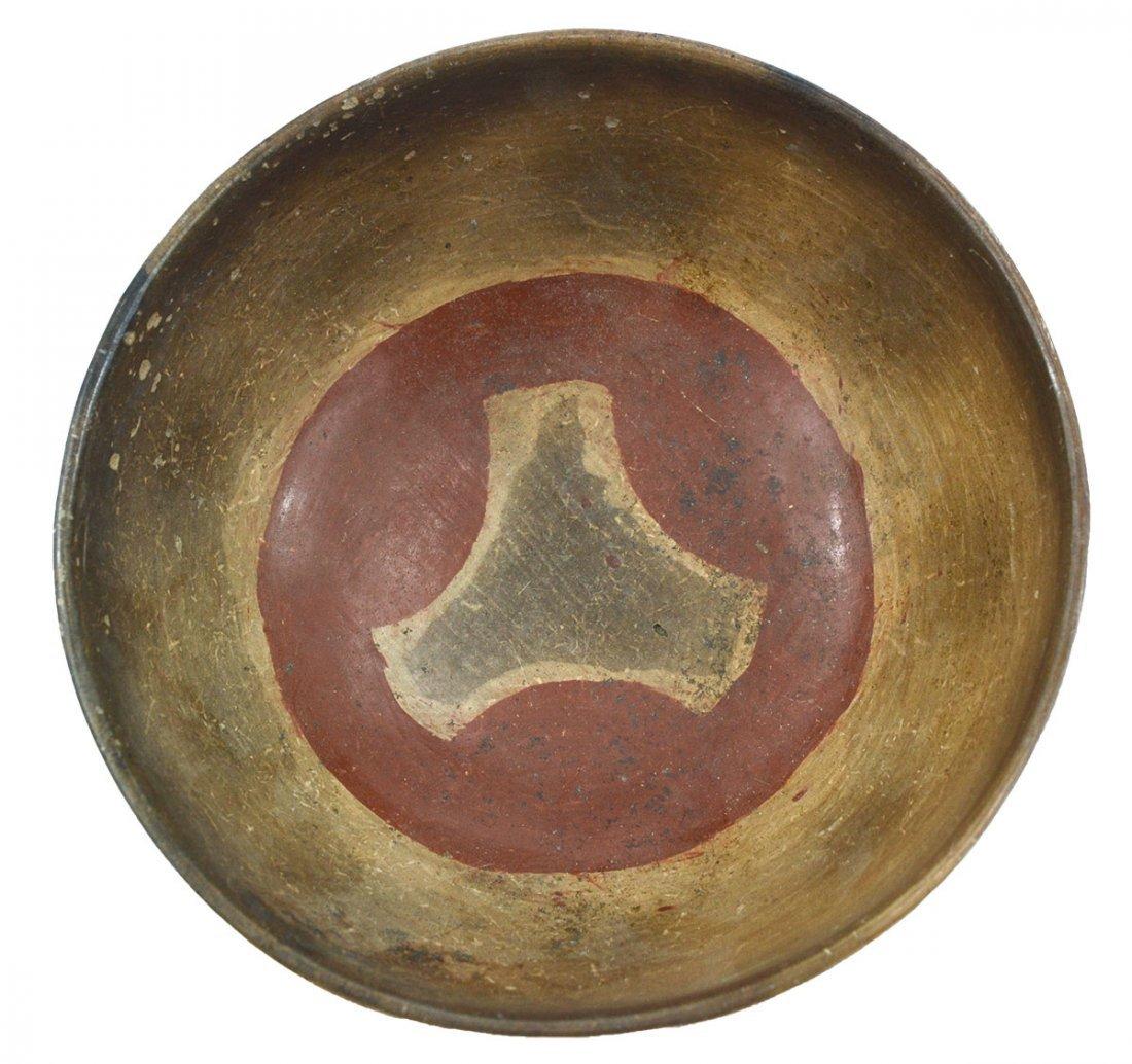 "5 13/16"" Nayarit Bowl.  Western MX.  Pre-Columbian. - 2"