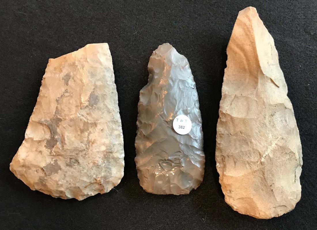 "Three KY Spades (6""-8"").  Includes Hornstone Spade. - 2"