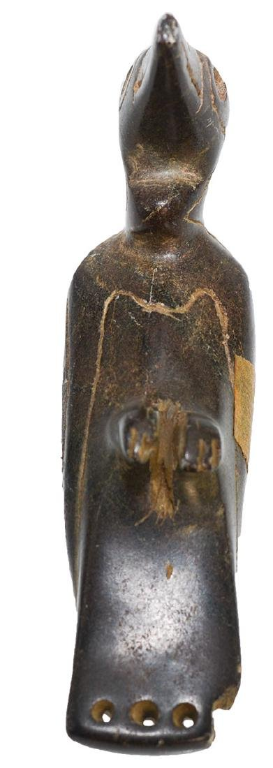 "3 1/4"" Iroquois Bird Effigy Pipe.  New York.  Early - 5"