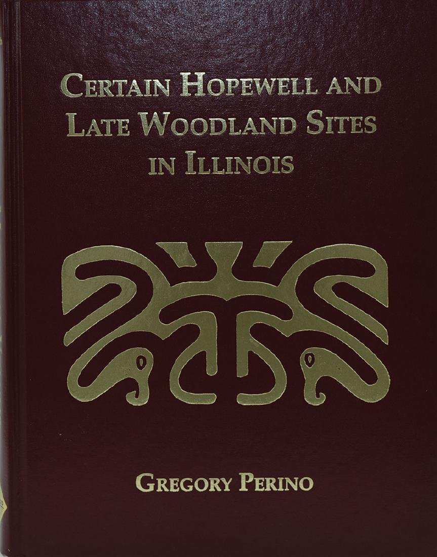 Book: Certain Hopewell and Late Woodland Sites in