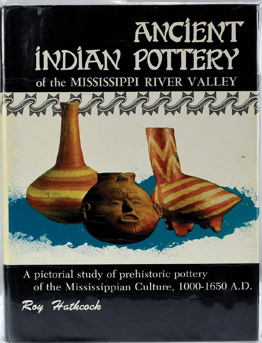 Book:  Ancient Indian Pottery (Hathcock).  First