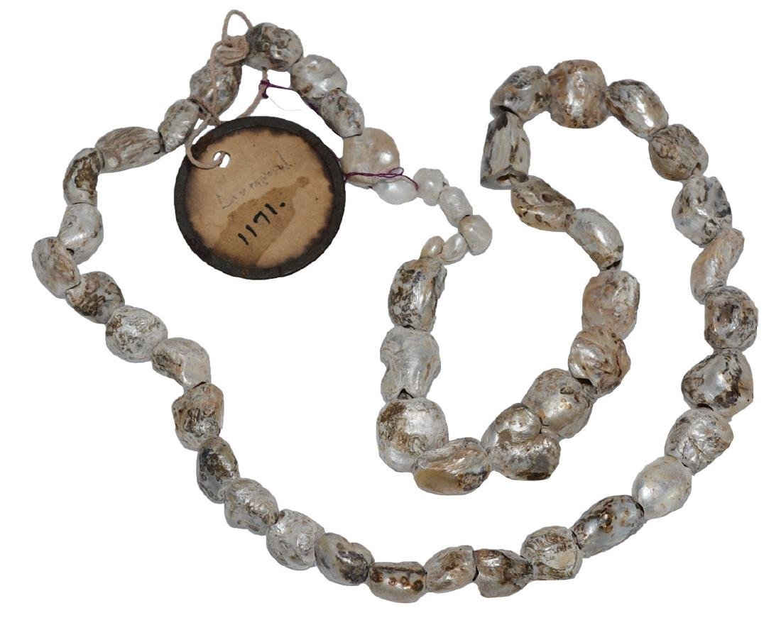 """19"""" Hopewell Freshwater Pearl Necklace.  Liverpool"""