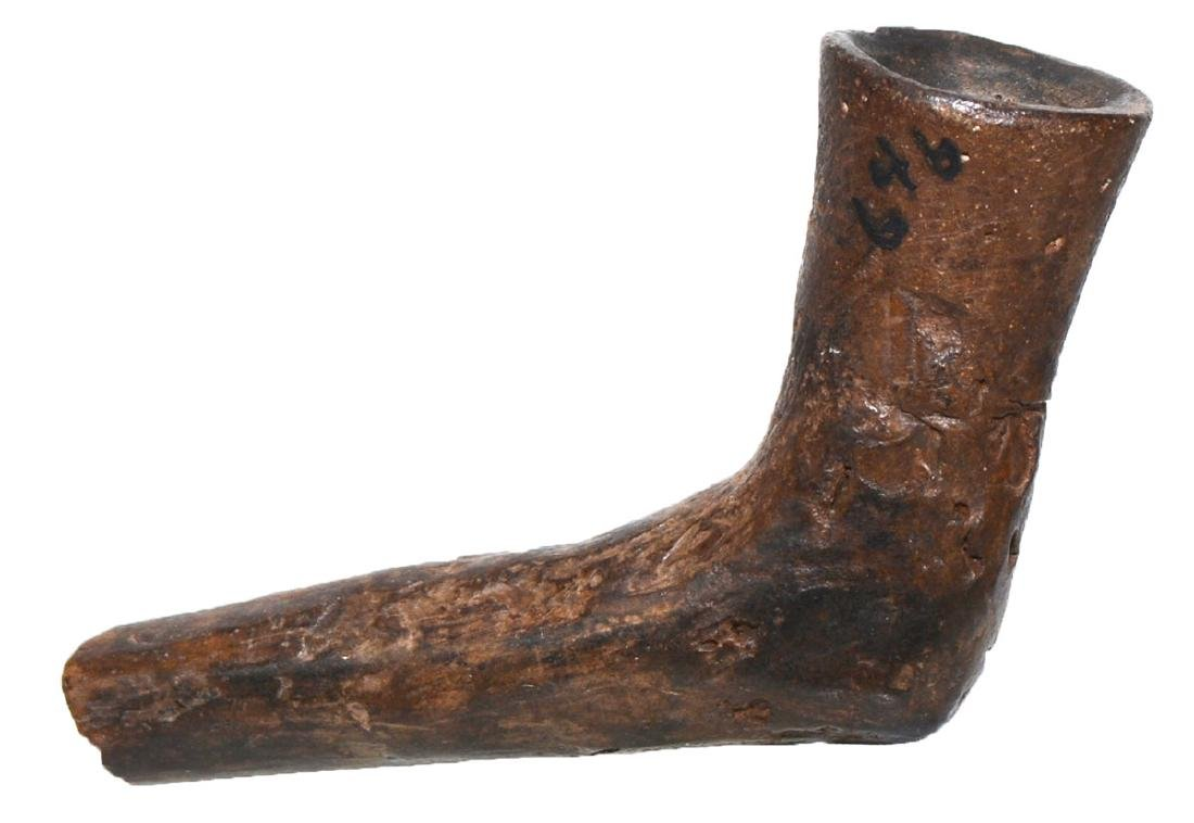 """2 1/2"""" Elbow Pipe.  Dry Hill Site.  Pictured in Hart's - 2"""