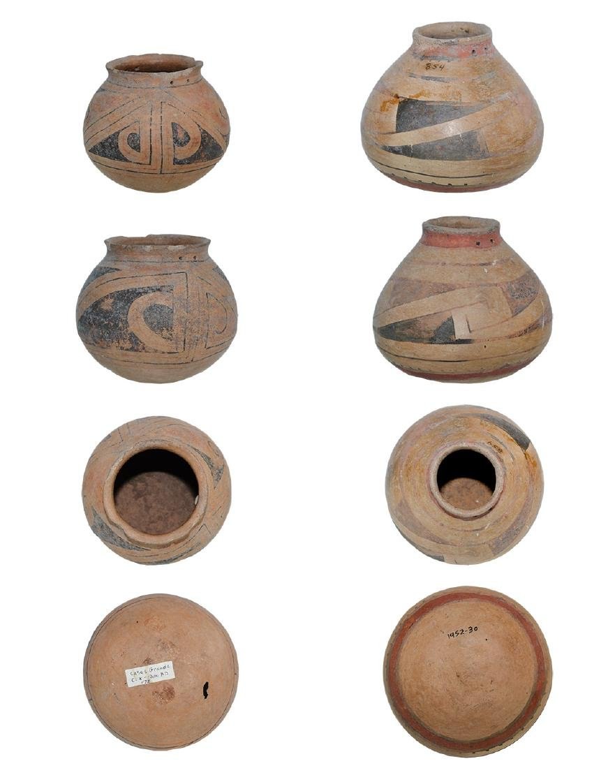 2 Southwestern Jars from the Dale Roberts Collection.