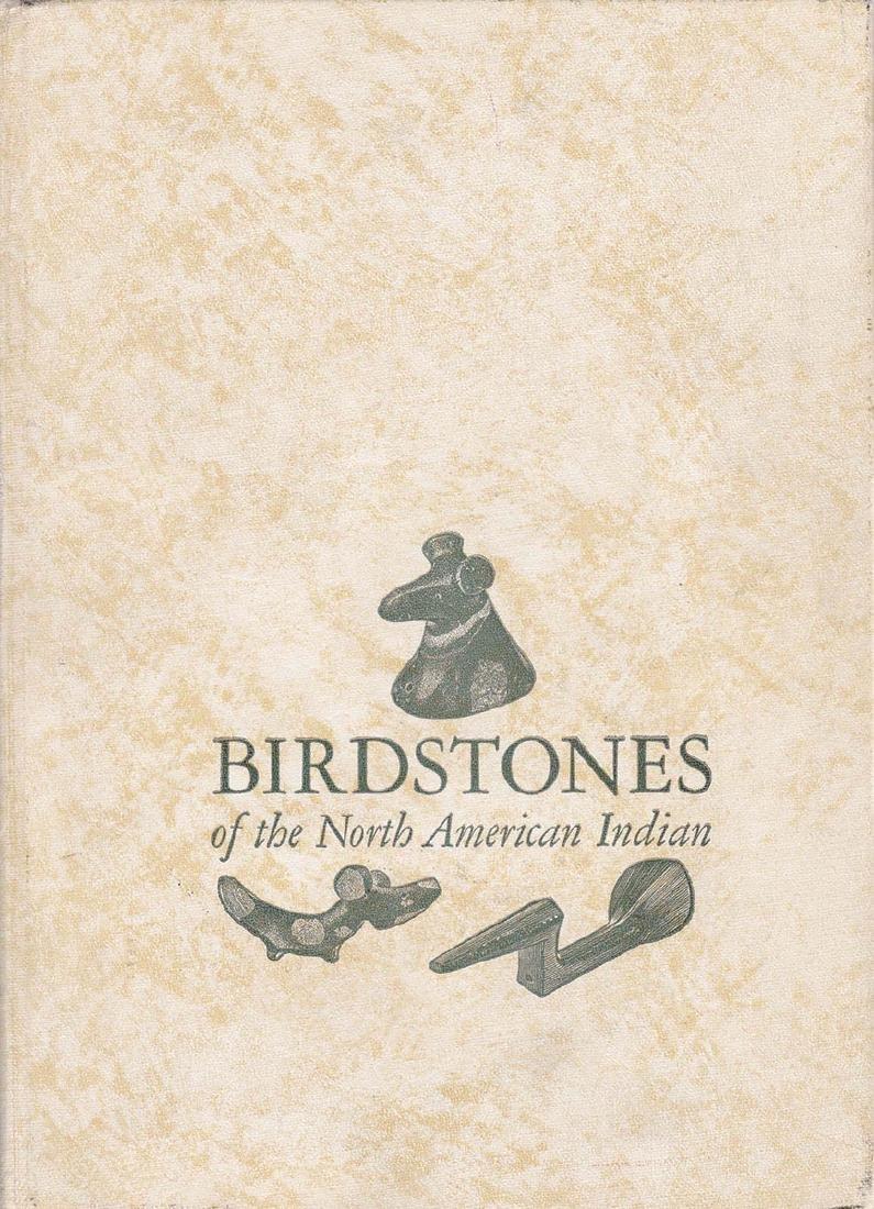 """3 3/4"""" Slate Birdstone. Pictured in The Birdstone Book - 8"""