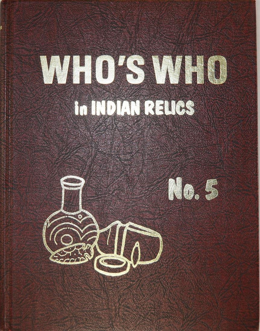 Book:  Who