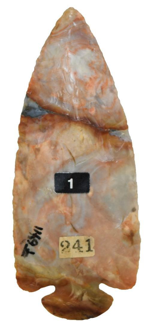 "4 3/8"" Flintridge Dovetail. with Rogers COA.  Loaded"