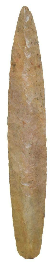 """5 1/4"""" Agate Basin.  Rogers COA.  WY.  Graceful Paleo"""