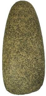 "Large 6 1/2"" Celt. Spencer Co, IN. Granite. Fine"