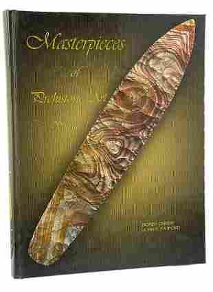 Book: Masterpieces of Prehistoric Art (Bobby Onken).