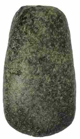"4 1/8"" Celt found by Ed Scheidegger in Spencer Co, IN."
