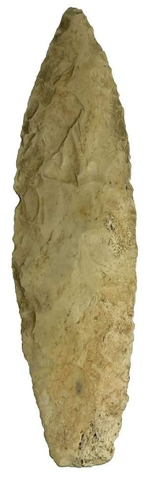 "4"" Sedalia. Pike Co, IL. Found on the Lawber farm."