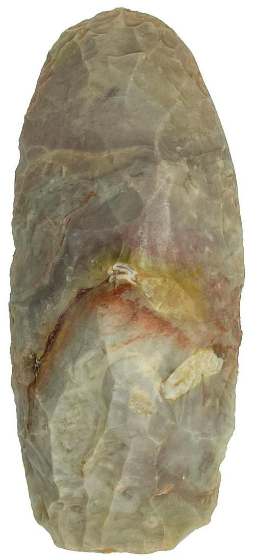 "5 1/2"" Neolithic Flint Celt. Northern Sahara. A"