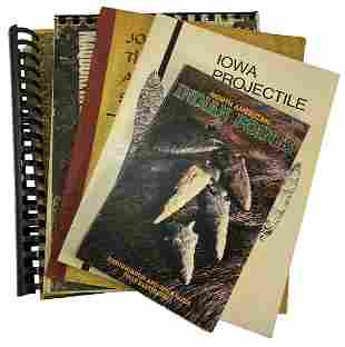 Group of 5 Artifact Related Journals/Books.