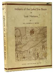 Book: Indians of the Lake Erie Basin by Raymond