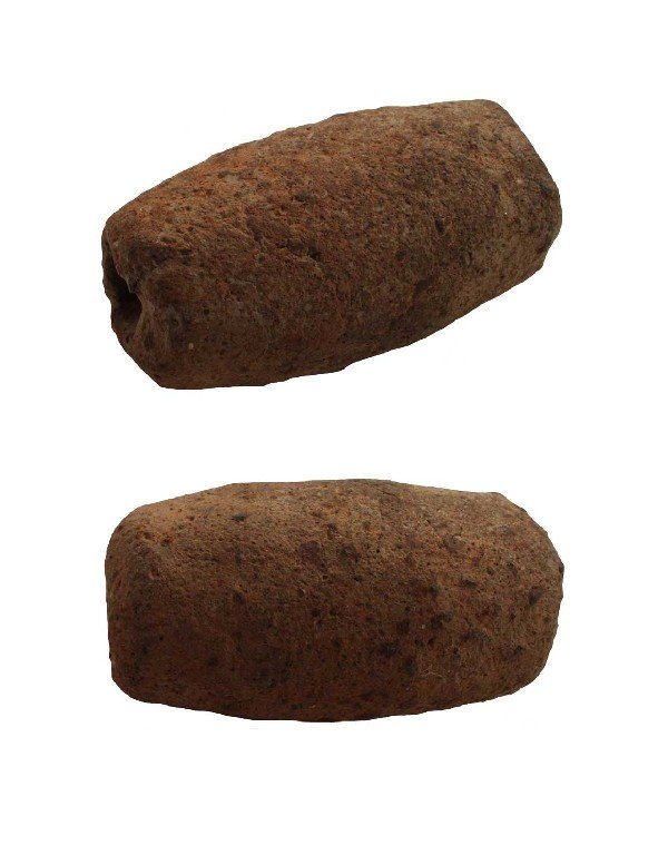 "2: 2 3/4"" Anasazi Tube Pipe.  AZ.  Putty COA"