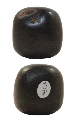 """3: 1 3/8"""" Hematite Loafstone.  MO.  Roy Hathcock"""