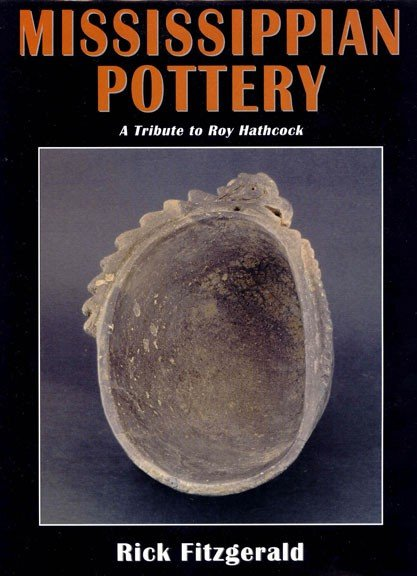 387: Book:  Mississippian Pottery (Fitzgerald).
