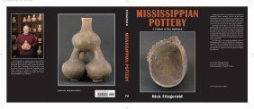 Book:  Mississippian Pottery By Rick Fitzgerald