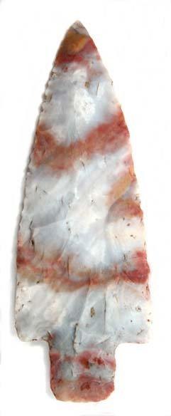 314: Red Striped Adena.  Townsend.  Davis COA