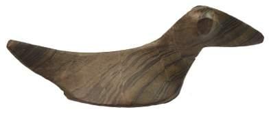 Slate Birdstone  Pictured in the Birdstone Book