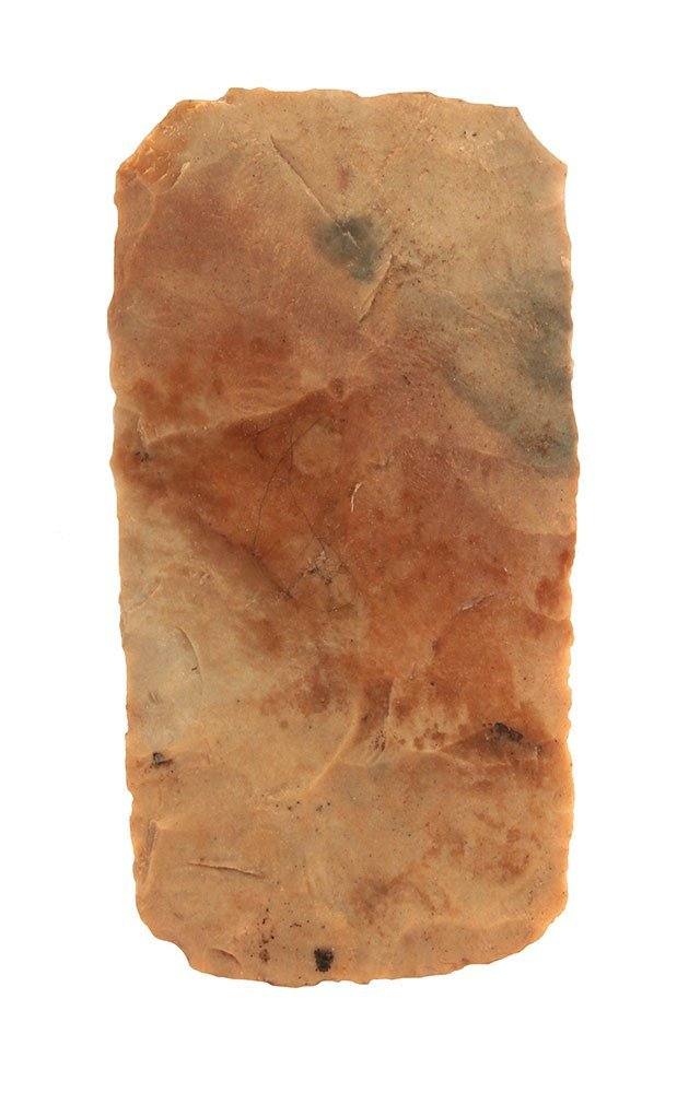 "2 7/8"" Paleo Square Knife.  Kentucky.  Thin and very"